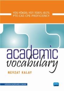 Academic Vocabulary YDS LYS KPSS TOEFL IELTS Proficiency