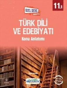 Okyanus 11.Sınıf Türk Dili ve Edebiyatı Özel Ders Konseptli Konu Anlatımı