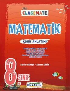 Okyanus Yayınları 8. Sınıf Matematik Classmate Konu Anlatımı