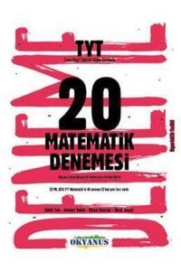 Okyanus Yayınları TYT Matematik 20 Deneme