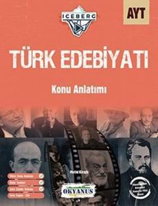 Okyanus Yayınları AYT Türk Edebiyatı Iceberg Konu Anlatımlı