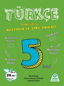 Örnek Akademi 5. Sınıf Türkçe Konu Özetli Araştırma ve Soru Bankası