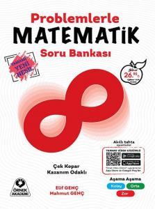Örnek Akademi 8. Sınıf Problemlerle Matematik Yeni Nesil Soru Bankası