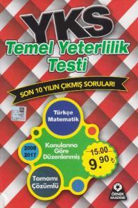 Örnek Akademi YKS TYT Türkçe Matematik Son 10 Yılın Çıkmış Soruları