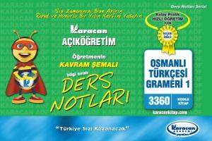 Osmanlı Türkçesi Grameri 1 3360