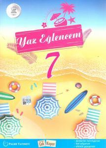 Palme Yayınları 7. Sınıf Yaz Eğlencem