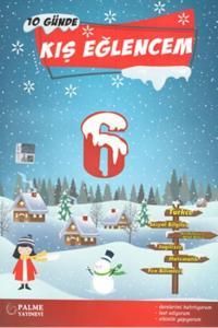 Palme Yayınları 6. Sınıf 10 Günde Kış Eğlencem
