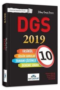 İrem DGS Tamamı Çözümlü 10 Fasikül Deneme Sınavı 2019