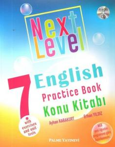 Palme 7. Sınıf Next Level Practice Book Konu Kitabı