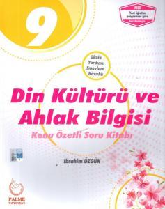 Palme Yayınları 9. Sınıf Din Kültürü ve Ahlak Bilgisi Konu Özetli Soru Kitabı
