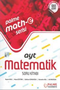Palme Yayınları AYT Matematik Soru Kitabı Math-e Serisi