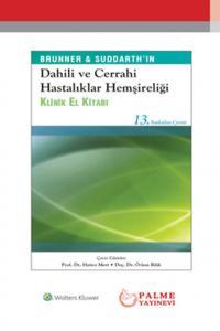 Dahili ve Cerrahi Hastalıklar Hemşireliği Klinik El Kitabı