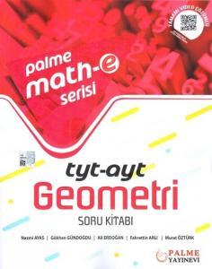 Palme Yayınları TYT AYT Geometri Soru Kitabı Palme Mathe Serisi