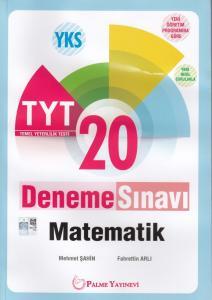 Palme TYT Matematik 20 Deneme Sınavı