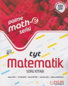 Palme Yayınları TYT Matematik Soru Kitabı Palme Mathe Serisi