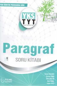 Palme Yayınları TYT Paragraf Soru Kitabı