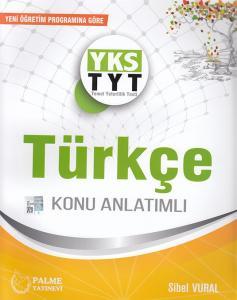 Palme TYT Türkçe Konu Anlatımlı
