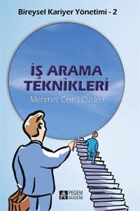 Pegem Akademi Bireysel Kariyer Yönetimi 2 İş Arama Teknikleri - Mehmet Cemil Özden