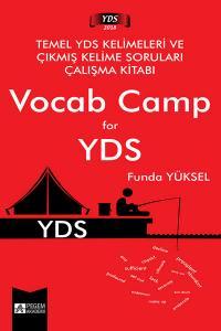 Pegem Akademi Vocab Camp for YDS - Funda Yüksel