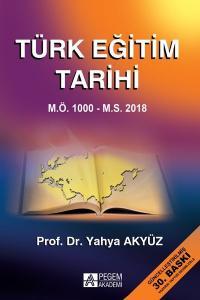 Türk Eğitim Tarihi  Yahya Akyüz