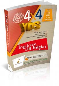 Pelikan 4x4 YDS Seti 4. Kitap İngilizce Dilbilgisi