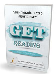 Pelikan Get Reading Soru Bankası YDS YÖKDİL LYS 5 Proficiency