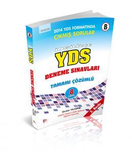Pelikan İngilizce YDS Deneme Sınavları Tamamı Çözümlü 8 Sınav - Serdar Yıldırım