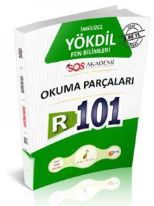 Pelikan İngilizce YÖKDİL Fen Bilimleri R101 Okuma Parçaları - TANITIMA ÖZEL FİYAT