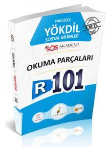Pelikan İngilizce YÖKDİL Sosyal Bilimler R101 Okuma Parçaları - TANITIMA ÖZEL FİYAT