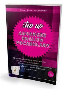 Pelikan Step Up Advanced English Vocabulary - Gürcan Günay, Mustafa Demir