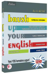 Pelikan YDS Brush Up Your English - Ali A. Aktav