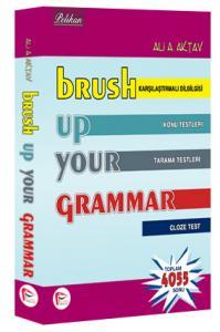 Pelikan YDS Brush Up Your Grammar - Ali A. Aktav