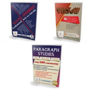 Pelikan YKSDİL İngilizce Sınav Kazandıran Set - 3 Kitap
