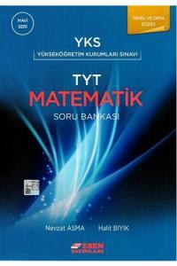 Esen TYT Matematik Temel ve Orta Düzey Soru Bankası Mavi Seri