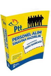 İsem PTT Personel Alım Sınavına Hazırlık Tamamı Çözümlü Soru Bankası