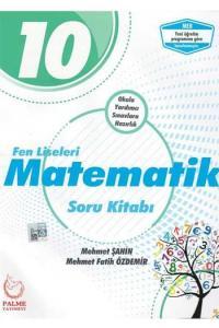 Palme 10. Sınıf Fen Liseleri Matematik Soru Kitabı