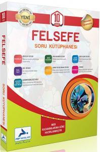 PRF Yayınları 10. Sınıf Felsefe Soru Kütüphanesi