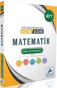 PRF Yayınları AYT Matematik Adım Adım Soru Kütüphanesi