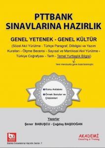 Akademi Eğitim PTT BANK Sınavları Genel Yetenek Genel Kültür