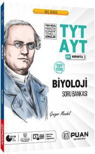 Puan Yayınları TYT AYT Biyoloji Soru Bankası