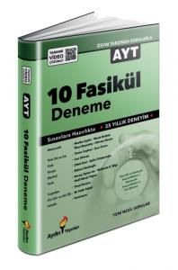 Aydın Yayınları AYT 10 Deneme Video Çözümlü