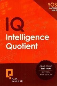 Puza Yayınları YÖS IQ Intelligence Quotient