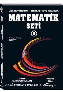 Tümay Matematik Seti 5 Permütasyon Kombinasyon Binom Olasılık İstatistik