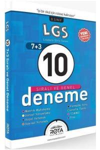 RTY Rota LGS 10 Sıralı ve Genel Deneme