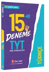 Fencebir TYT Türkçe 15x40 Deneme Sınavı