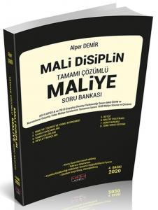 Mali Disiplin Tamamı Çözümlü Maliye Soru Bankası 2020