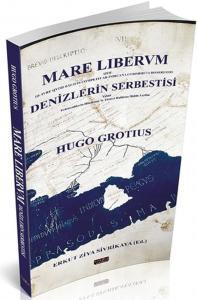 Mare Lıbervm Denizlerin Serbestisi