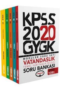 Yediiklim Yayınları 2020 Genel Yetenek Genel Kültür Tamamı Çözümlü Modüler Soru Bankası