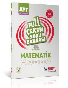 Sınav AYT Matematik Full Çeken Soru Bankası