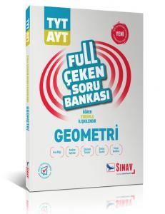 Sınav TYT AYT Geometri Full Çeken Soru Bankası